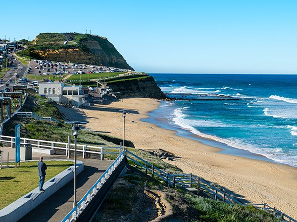 The ANZAC Coast Walk, or Bather's Walk is a recent edition to the growing number of dedicated walking tracks around the Newcastle area, and it just may be the best one so far.