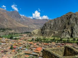 24 Hours in Ollantaytambo - Fortress of the Inca