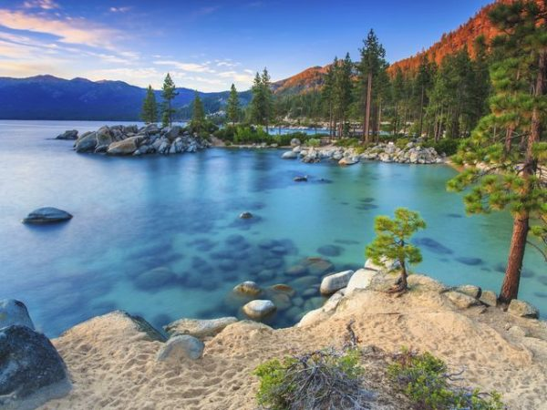 Lake Tahoe is the escape of choice for anyone in San Francisco