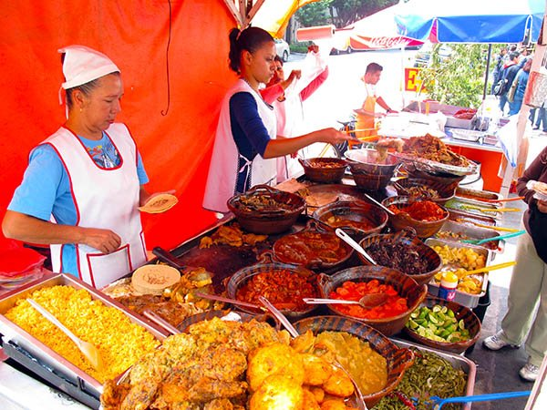 Mexico truly is a foodies paradise