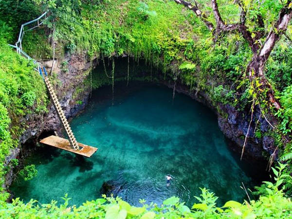 Cenotes are one of the truly magical experiences to have in Mexico