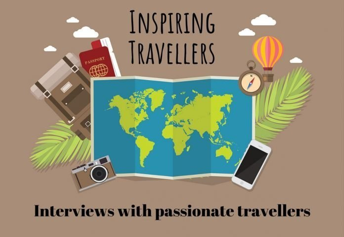Be inspired by passionate travellers